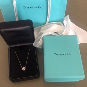 Tiffany & Co Circlet Pendant Necklace
